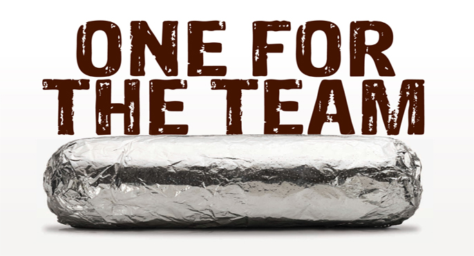 ASA and Chipotle - Fundraiser January 29th 3PM - 7PM